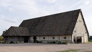 Grange d'Auzouville l'Esneval