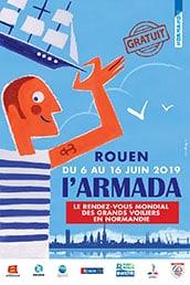 affiche-armada-2019-rouen
