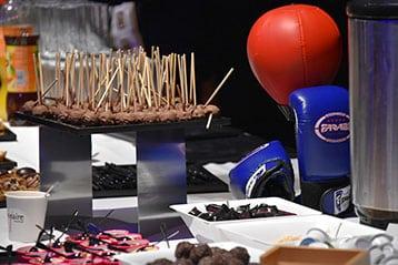 ceremonie-voeux-grand-paris-sud-buffet-cocktail