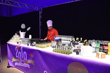 ceremonie-voeux-grand-paris-sud-buffet-cuisinier