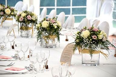 mariage-centre-de-table-fleurs