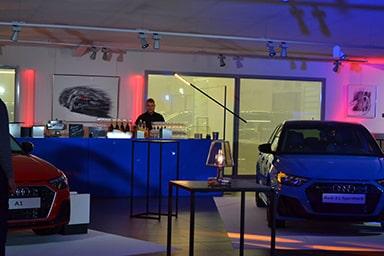 soiree-audi-cce-organisation-voiture-buffet